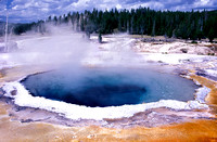 Steamhole, Yellowstone National Park