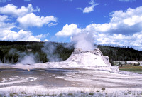 Castle Geyser, Yellowstone National Park